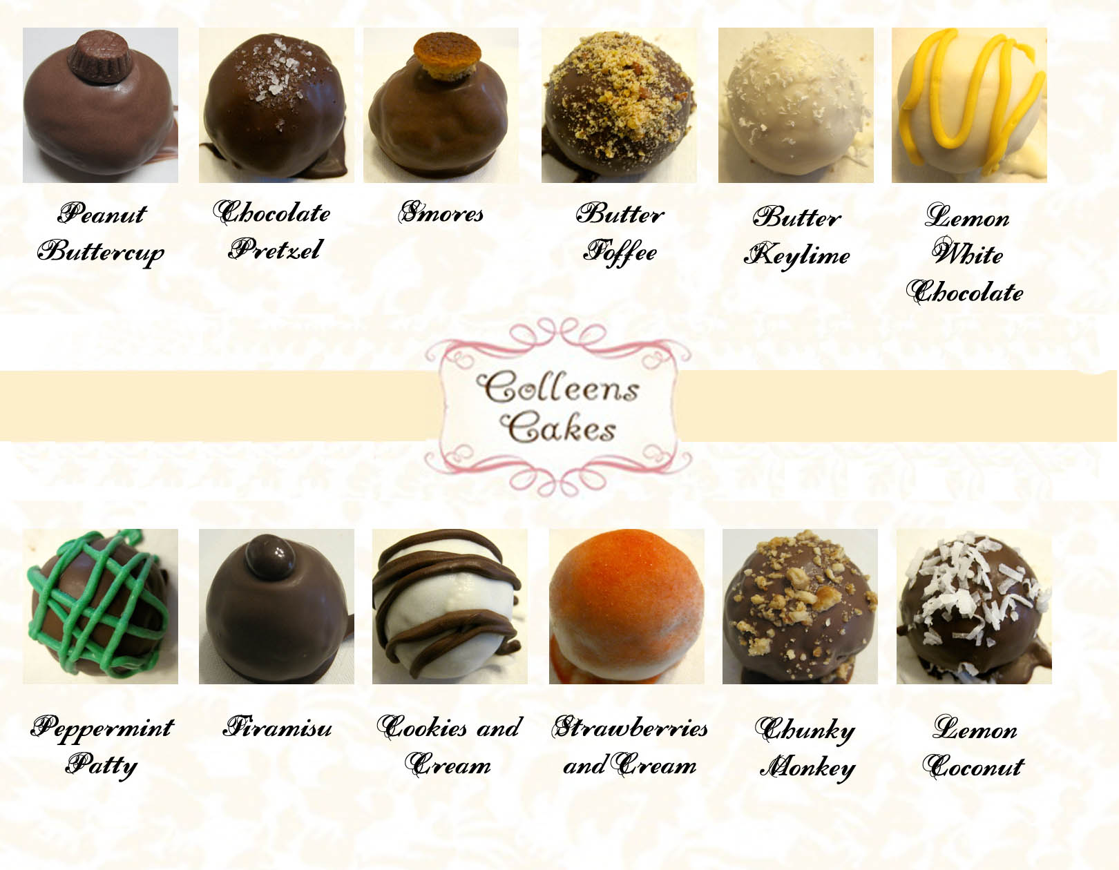 Best Cake Balls In Dallas